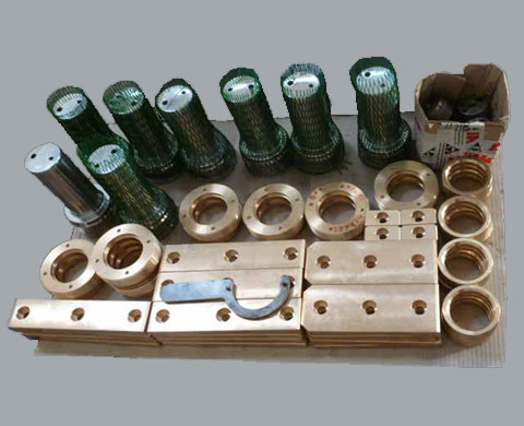 Accessories and spare parts for mechanical industry Immagine